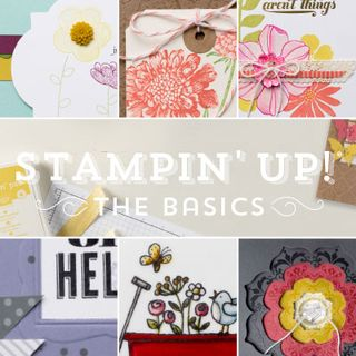 Stampin' Up - The Basics