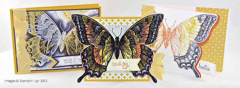 Swallowtail Project Tutorial Cards