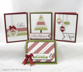 Quick and Easy Holiday Card Projects