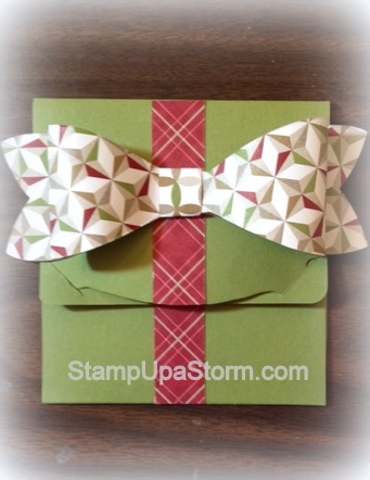 Gift Card Bow