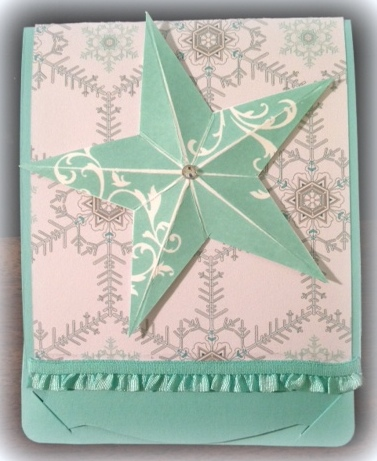 Star Gift Card Holder