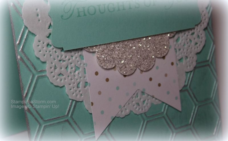 Thoughts of You Card Closeup