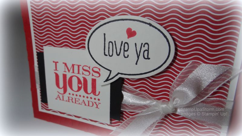 Love Ya Card Closeup