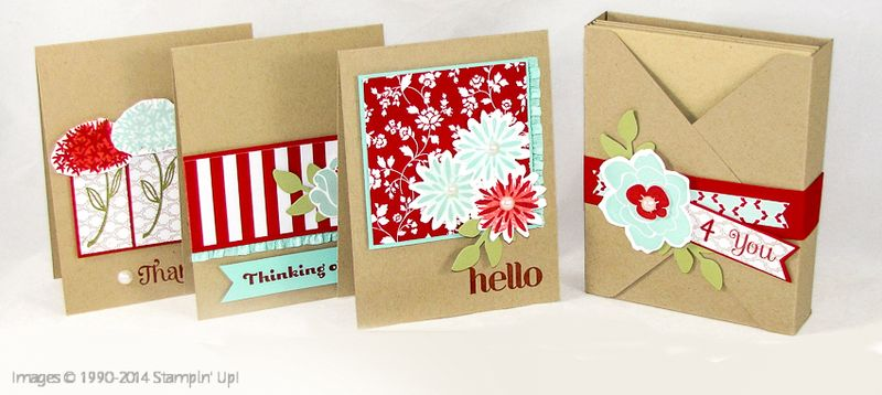 Simple Stems Card Set