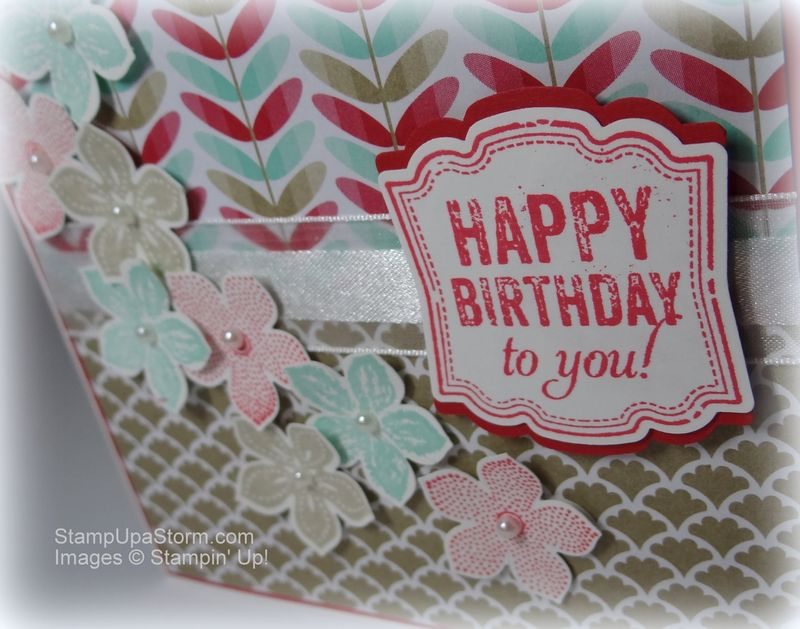 Happy Birthday to You! Card Closeup