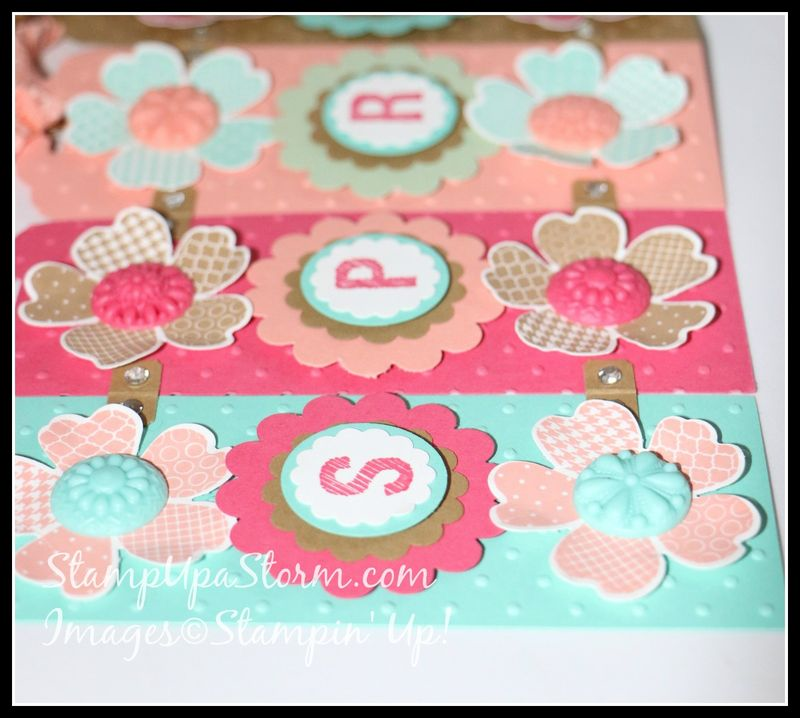 Spring! Card Closeup