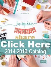 Stampin' Up! 2014-15 Catalog